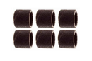Dremel 432 120 Grit Sanding Bands 13mm (6 Pack)