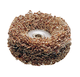 511E EZ Lock 180 Grit Coarse Grit Finishing Abrasive Buffs