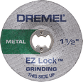 EZ Lock Grinding Wheels