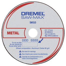 SM510 Metal Cut-Off Wheel 77m